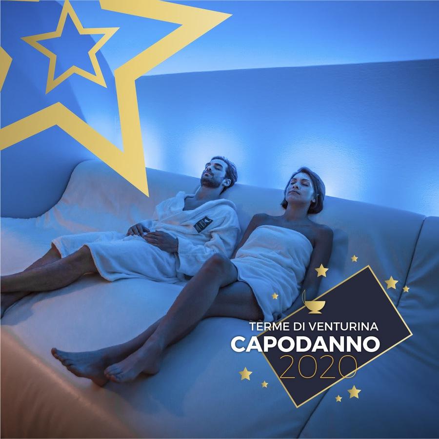 Pacchetto Capodanno Total Comfort 2 Notti - Terme di Venturina